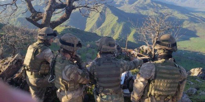 MSB Irak'ın kuzeyine operasyon açıklaması