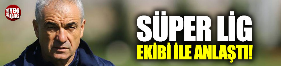 Sivasspor Rıza Çalımbay ile resmen anlaştı