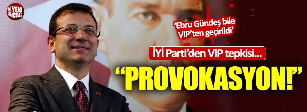 "İYİ Partili Çıray: ""Reza Zarrab'ın eşi bile VIP'ten geçirildi"""