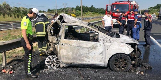 Çorlu'daki kazada TIR şoförü tutuklandı