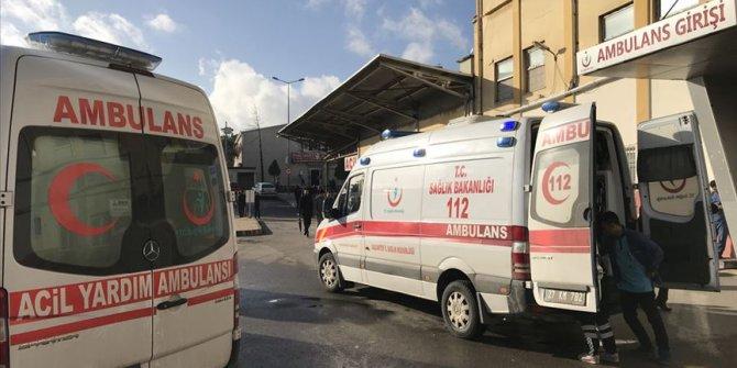 Gaziantep'te bir polis memuru şehit
