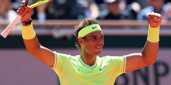 Dev mücadeleyi Nadal kazandı