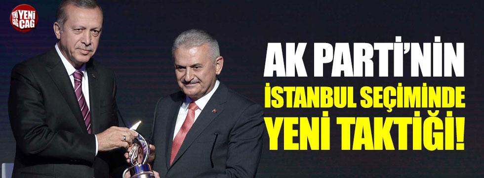 Ak Parti'nin İstanbul seçiminde yeni taktiği