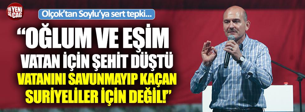 Nihal Olçok'tan Süleyman Soylu'ya 15 Temmuz tepkisi
