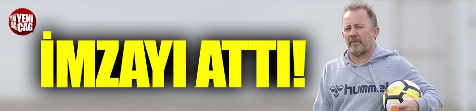 Sergen Yalçın Yeni Malatyaspor ile anlaştı