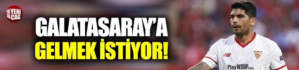 Galatasaray Banega transferine çok yaklaştı!