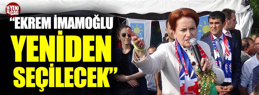 İYİ Parti Genel Başkanı Meral Akşener konuştu!