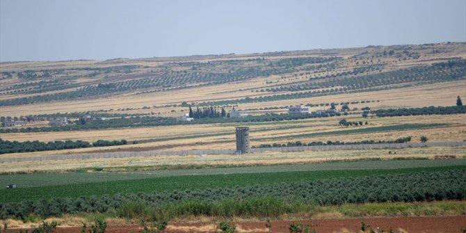 Suriye sınırında canlı bomba alarmı