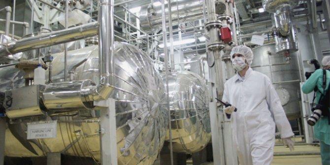 """İran: """"Uranyum seviyesini arttıracağız"""""""