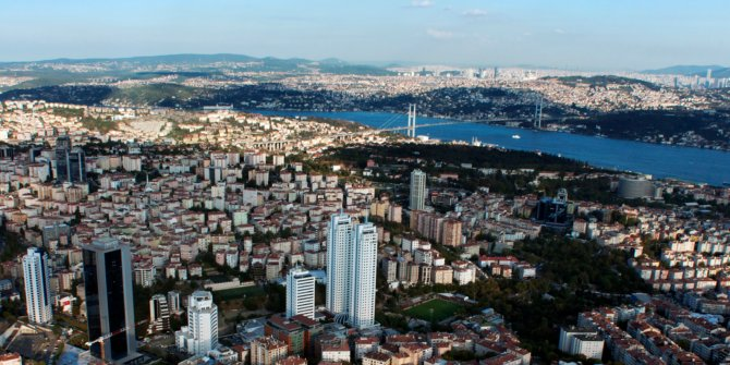 İstanbul'da beton mikseri dehşeti