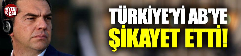 Çipras Türkiye'yi AB'ye şikayet etti!