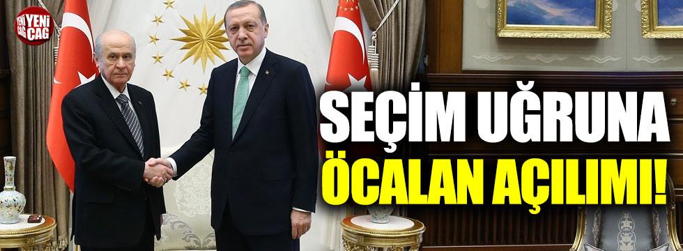 Seçim uğruna Öcalan açılımı!