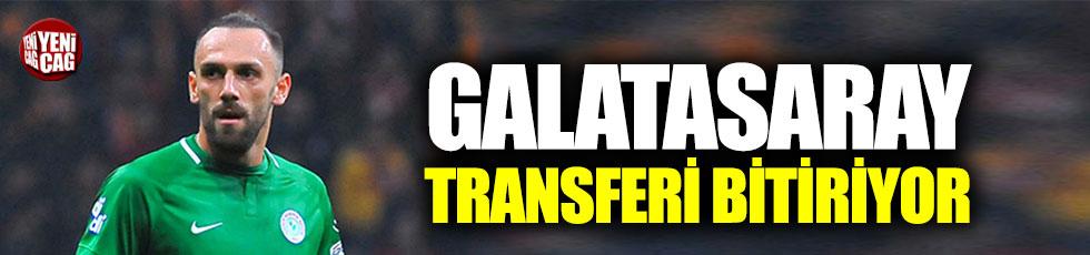 Galatasaray Muric transferini bitiriyor