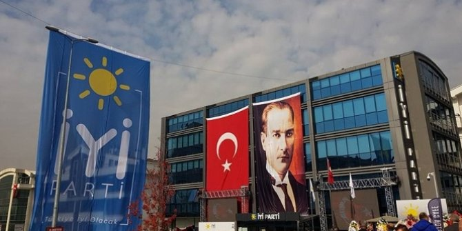 İYİ Parti'den İsmail Ok açıklaması