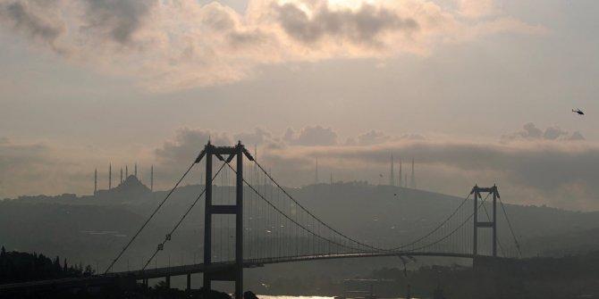 15 Temmuz Şehitler Köprüsü'nde feci kaza!