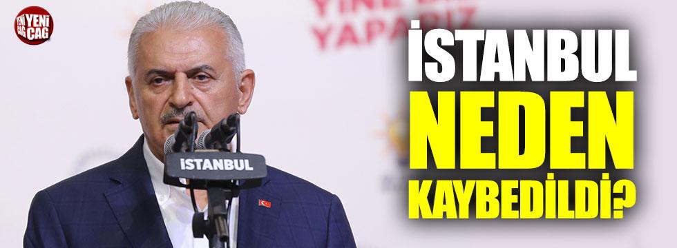 İstanbul'u ekonomideki tablo mu kaybettirdi?