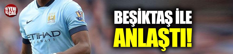 Beşiktaş Mangala ile anlaştı!