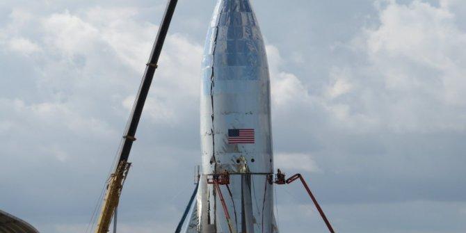SpaceX'in mars yolculuğu için tarih açıklandı