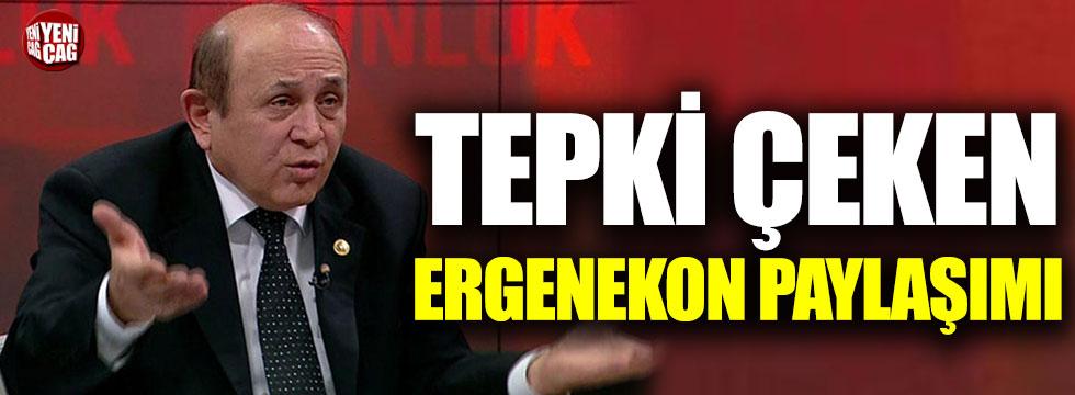 AKP'li Kuzu'dan tepki geçen Ergenekon paylaşımı