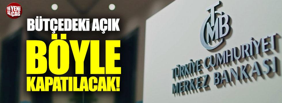 AKP, bütçeki açığı böyle kapatacak!