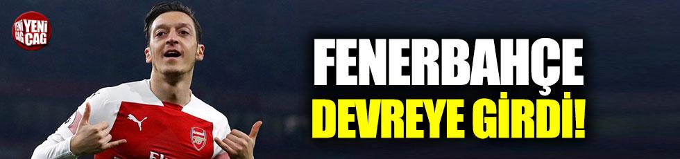 İngiliz basını yazdı: Fenerbahçe Mesut Özil'i istiyor!