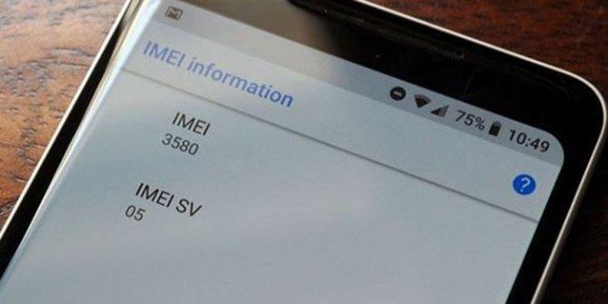 IMEI numaralı eşyaların ticaretine düzenleme