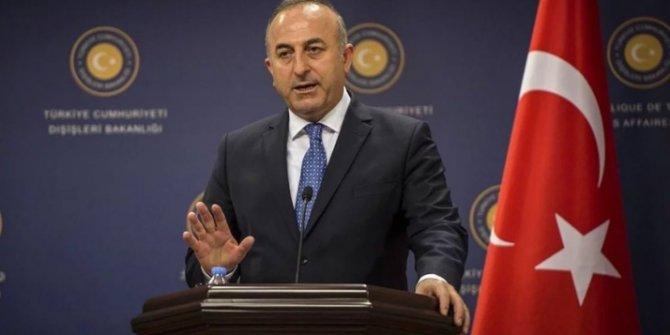 Çavuşoğlu'ndan kritik S-400 açıklaması!