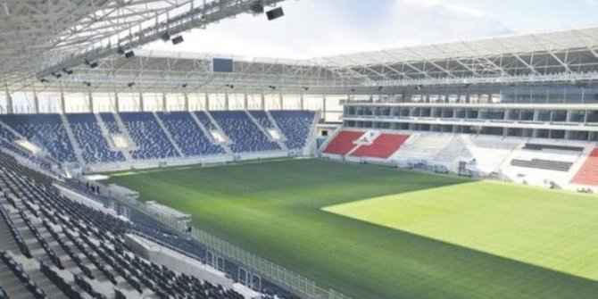 Ankaragücü'nün Eryaman Stadı talebine ret