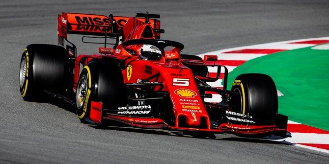 Formula 1 aracından 2 göçmen çıktı!