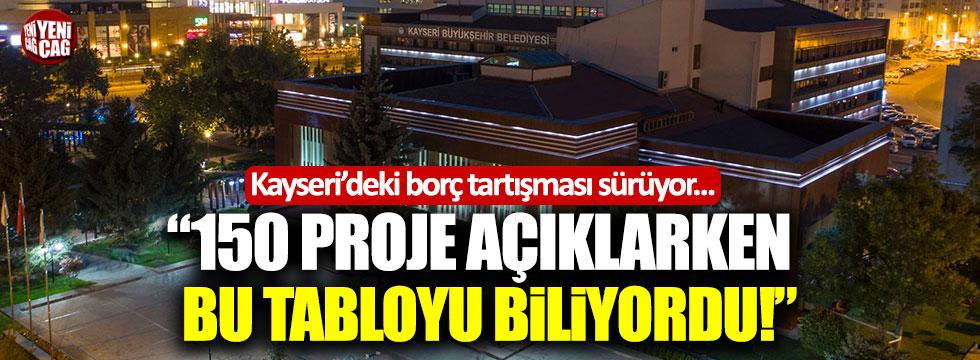 """İYİ Partili Aktaş: """"150 proje açıklarken bu tabloyu biliyordu!"""""""