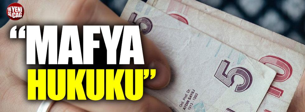 """İYİ Partili Yılmaz: """"Mafya hukuku"""""""