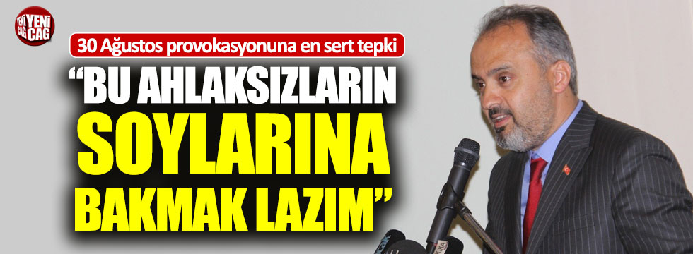 Ümit Özdağ'dan 30 Ağustos provokasyonuna sert tepki!