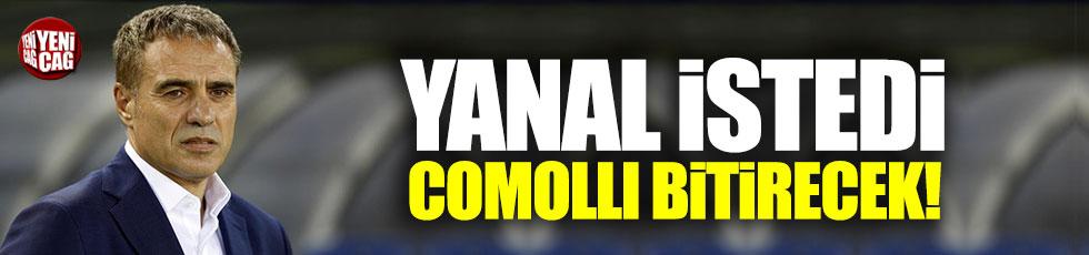 Ersun Yanal Comolli'den Luiz Gustavo'yu bitirmesini istedi!