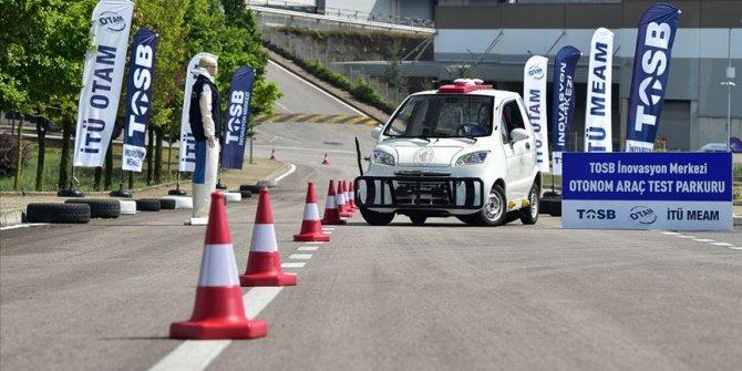 Sürücüsüz araçlar bu parkurda test edilecek