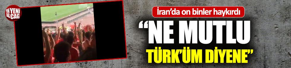 İran'da on binler haykırdı: Ne Mutlu Türk'üm Diyene!