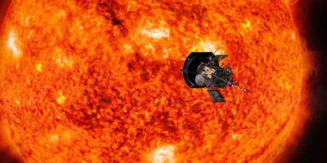 NASA'nın güneş görevindeki veriler şaşırttı