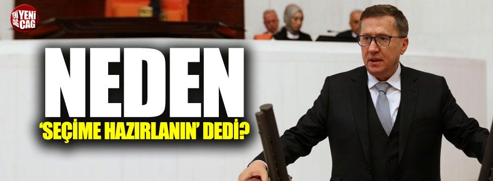 """Lütfü Türkkan: """"Bu ekonomi seçime götürür"""""""