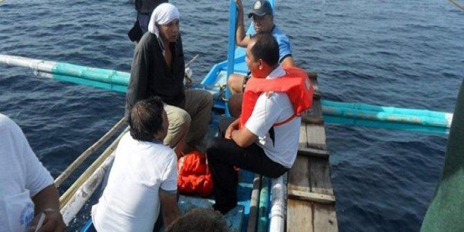 Filipinler'de tekne kazası: 7 ölü