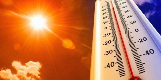 """""""Rekor sıcaklıklar bekleniyor"""""""