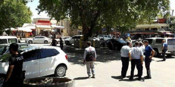 Şanlıurfa'da canlı bomba yakalandı!