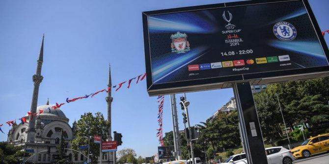 Süper Kupa finali için geri sayım başladı