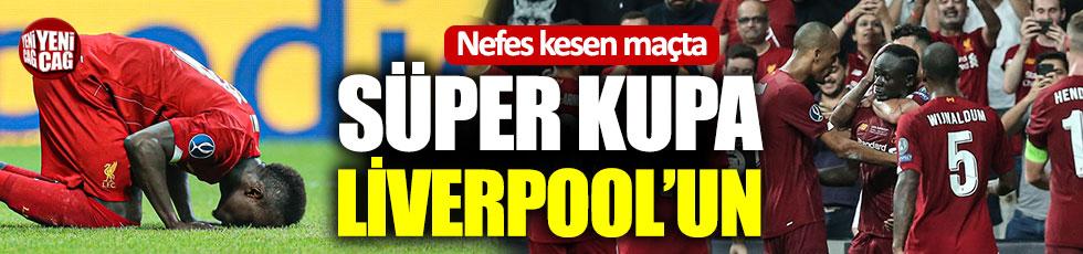 Liverpool-Chelsea 7-6 (Maç özeti)