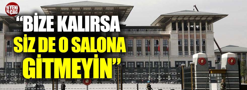 İzmir Barosu Yargıtay'ın davetini geri çevirdi