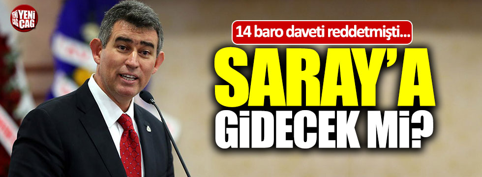 Türkiye Barolar Birliği adli yıl açılış törenine katılacak