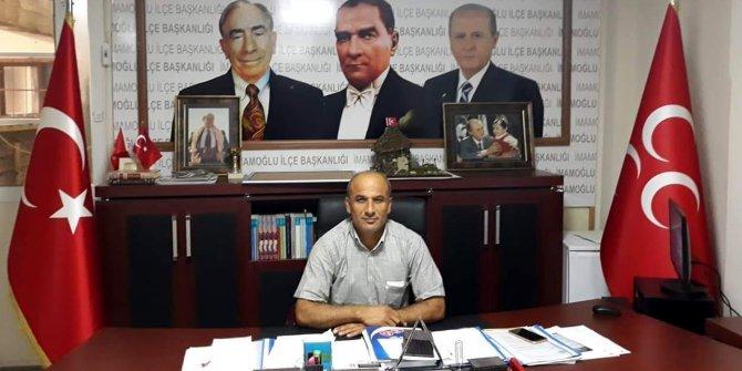 MHP ilçe başkanı ölümden döndü!