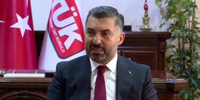 RTÜK Başkanı'ndan CHP'nin eleştirilerine yanıt