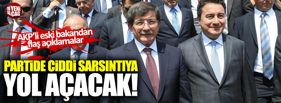 """Yaşar Yakış: """"AKP, ciddi sarsıntıya uğrayacak"""""""