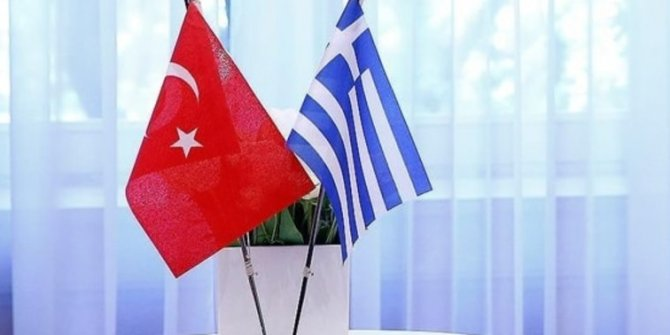 Türkiye-Yunanistan görüşmesi sona erdi