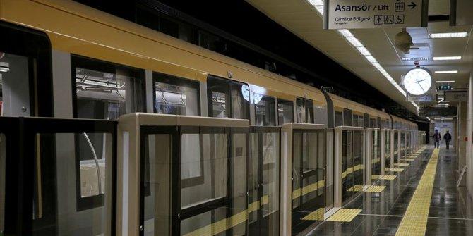 İstanbul'daki sürücüsüz metroya Türk mühendis damgası
