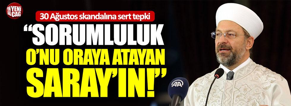 CHP'den Diyanet'e sert tepki!